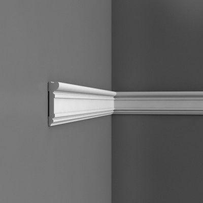 lightweight dado rails