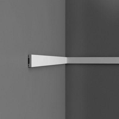 contemporary style door architrave