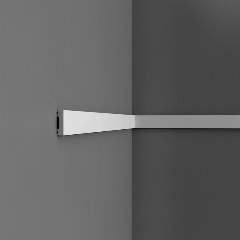 contemporary style door architrave