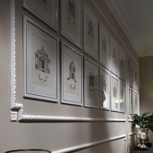 P201a Decorative Wall Panel Corner Wm Boyle Interior Finishes