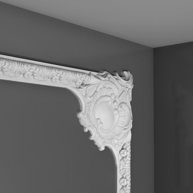 Orac wall panel mouldings