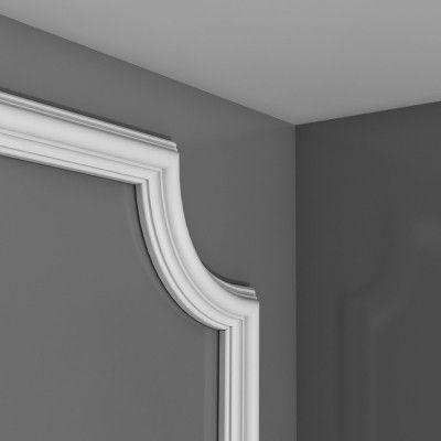 Orac P4020A curved corner