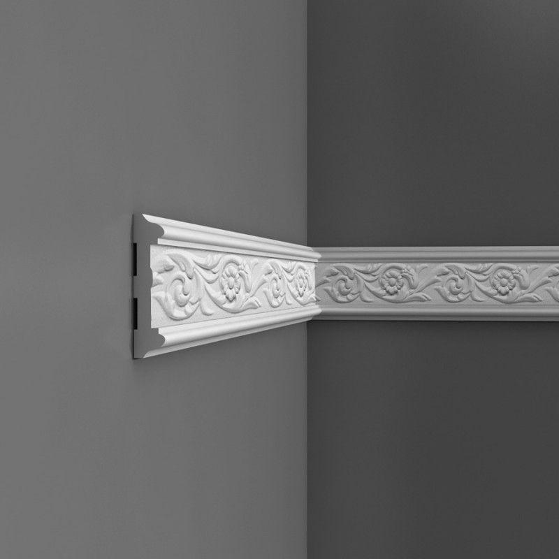P7020 Decorative Dado Rail Wall Moulding Wm Boyle