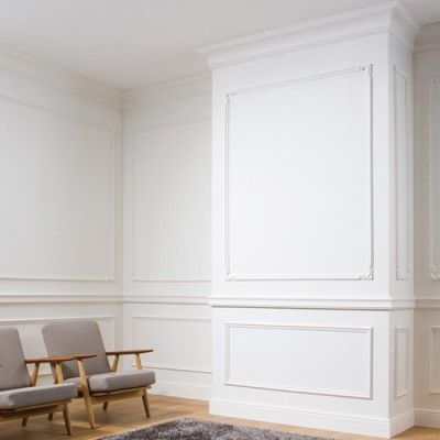 Decorative ceiling mouldings - Wm Boyle Interior Finishes