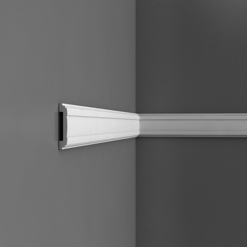Px102 Plain Dado Rail Wall Moulding Wm Boyle Interior