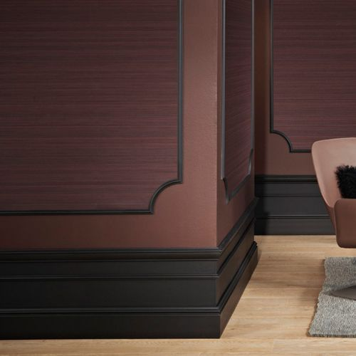 PX103 Wall panels with curved corner