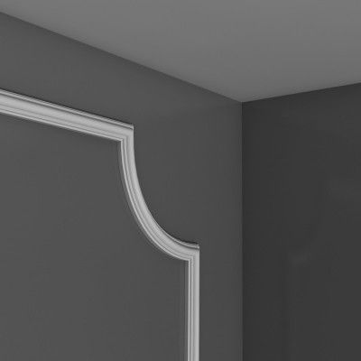Wall panel corners