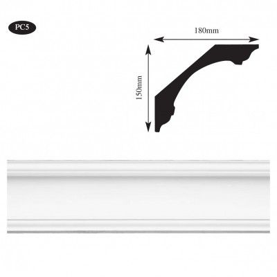 Glasgow cornice showroom