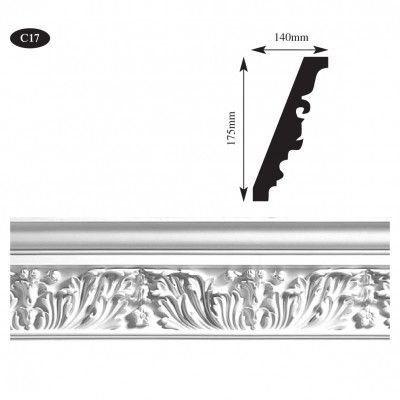 Plaster cornice supplier Ayrshire