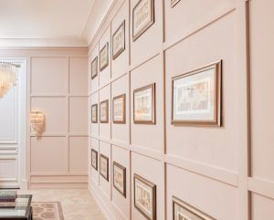 DX157 Wall moulding