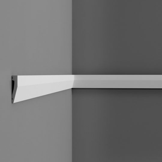 Orac SX159 Plain wall moulding, skirting and architrave