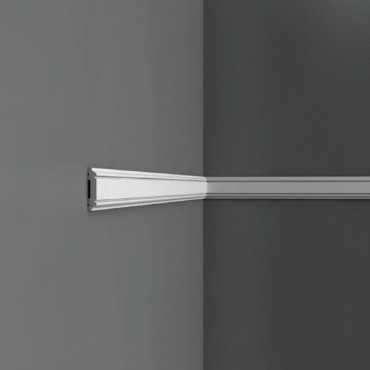 PX144 Flat dado rail / panel moulding