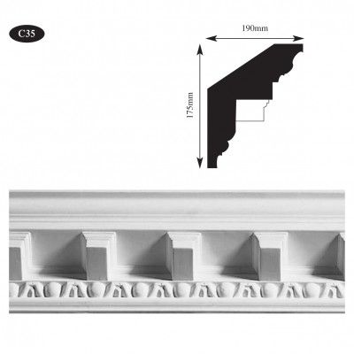Architechtural Mouldings Glasgow - Large & Small in UK - WM Boyle