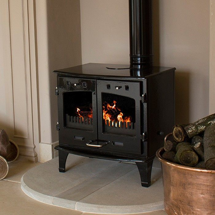 Carron stoves - Glasgow stove showroom