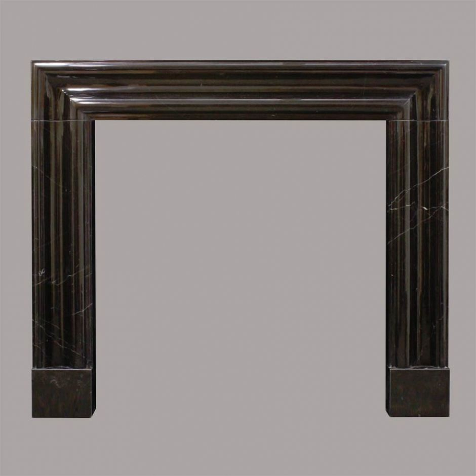 Contemporart Style Marble Fire Surround Simple