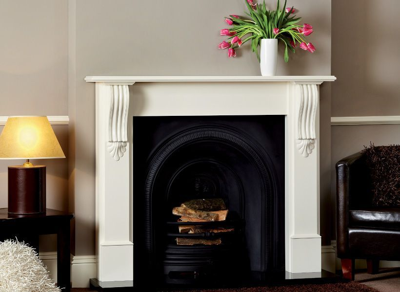 Fireplace Design wooden fireplace surround : Wooden Fireplace Surrounds - Wm.Boyle Fireplaces & Stoves