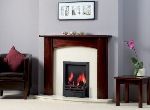 Wooden Fire Surrounds Oak Amp Painted White Fireplace