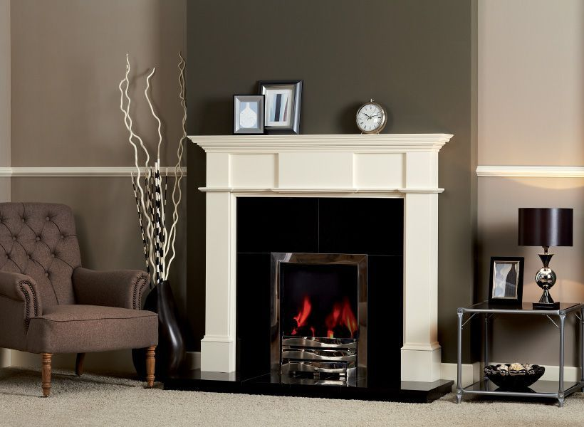 Fireplace Design fireplace surrounds : Weymouth Fire Surround - Wm Boyle Interior Finishes
