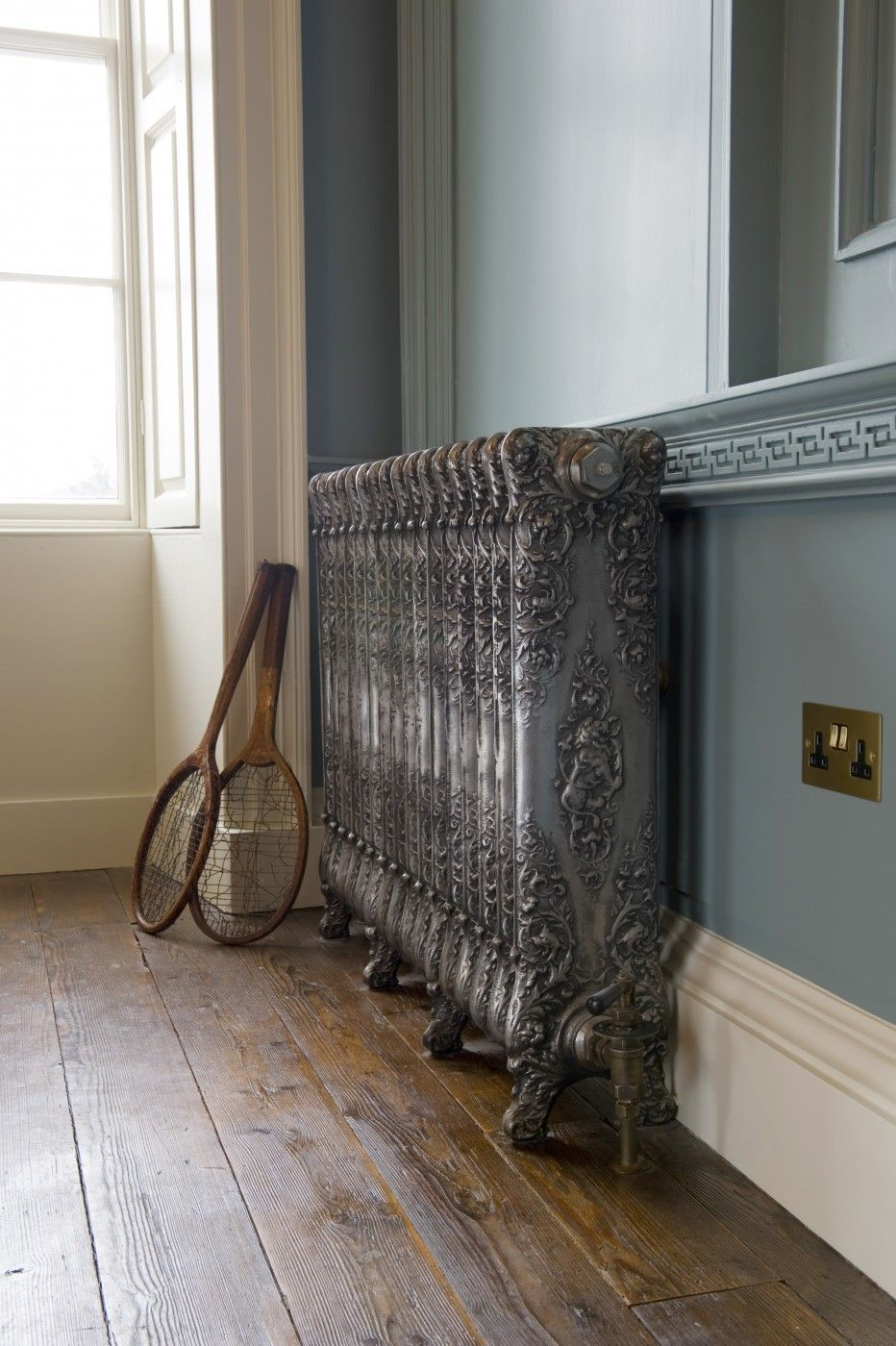 How Did Radiator Plants Become The Best: Decorative Cast Iron Radiators