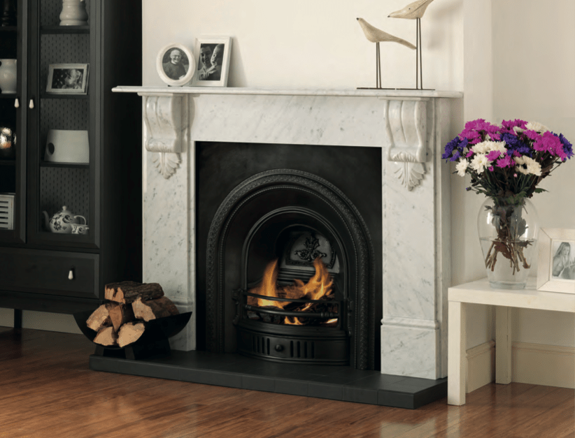Cast iron fireplaces Glasgow