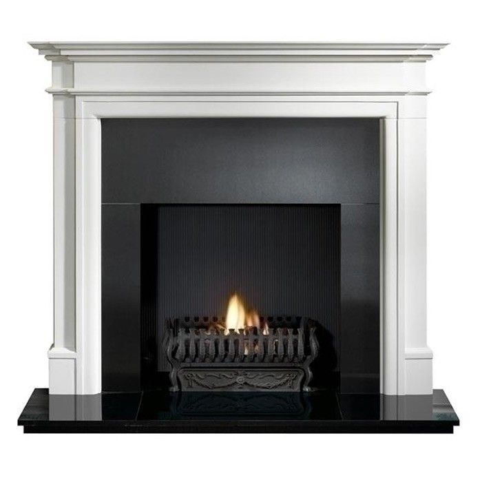 Bartello Limestone Fireplace Wm Boyle Interior Finishes
