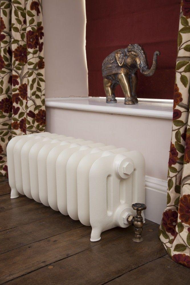 Cast iron radiators for under windows
