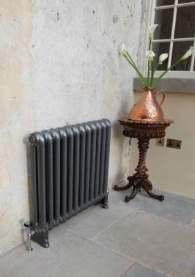 Carron cast iron radiators Edinburgh