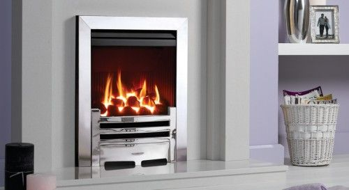 Gas Fires Glasgow Hole In The Wall Amp Open Living Flames Wm Boyle