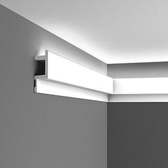 LED uplighting coving