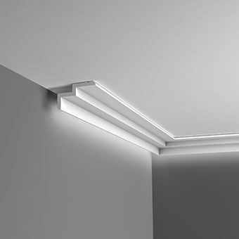 LED downlighting coving