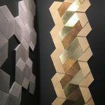 geometric wall panels