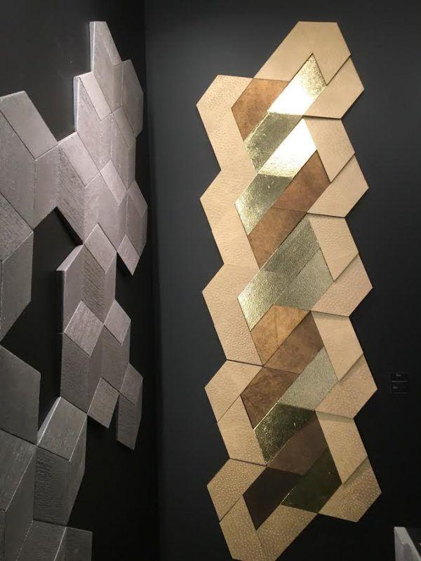 Orac W100 Trapezium 3d Wall Panel Wm Boyle Interior