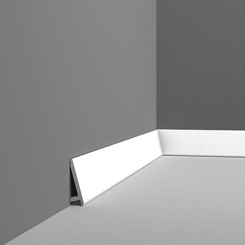 Contemporary LED skirting