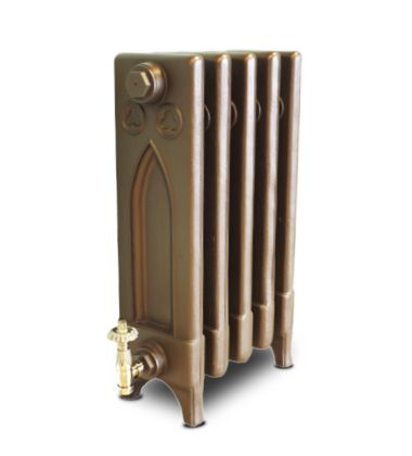 Gothic cast iron radiators