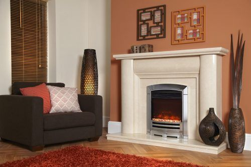 Wall Hung Fire Surrounds: Electric Fires & Surrounds Glasgow