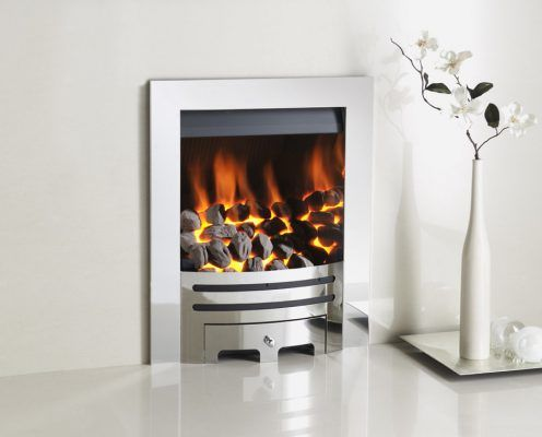 Gas Fires Glasgow Living Flame Amp Inset Hole In The Wall