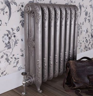 Carron Thistle cast iron radiator Glasgow