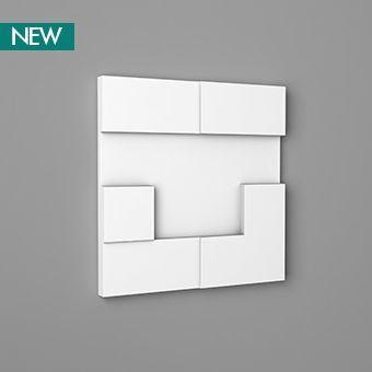 Cubi 3D wall panels