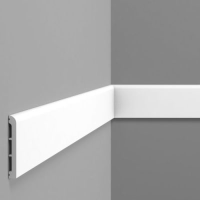 Orac SX184 contemporary wall moulding