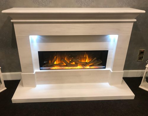 Limestone fireplaces Glasgow