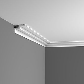 small stepped coving