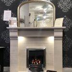 Jade Stone Fireplace
