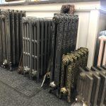 Cast Iron Radiator Displays