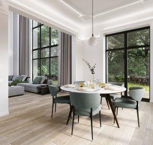 Modern Stepped Coving Design