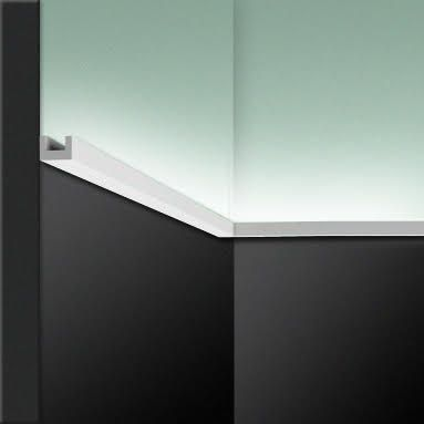 CX190 small uplighting coving