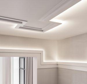 C395 modern lighting coving
