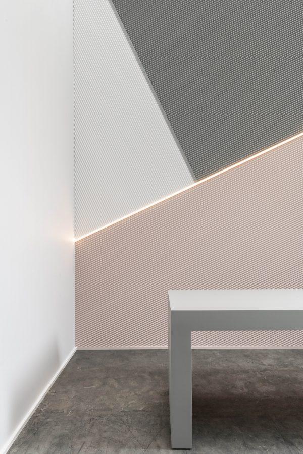 Orac W108 Zigzag 3d Wall Panel Wm Boyle Interior Finishes
