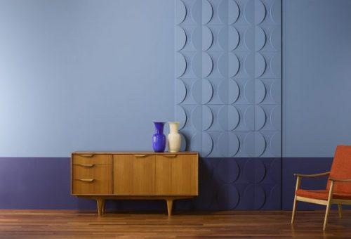 Orac W107 3D wall panels
