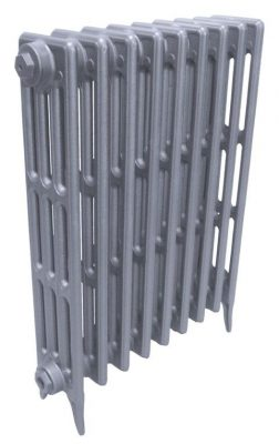 Beaumont Victorian 4 column cast iron radiator
