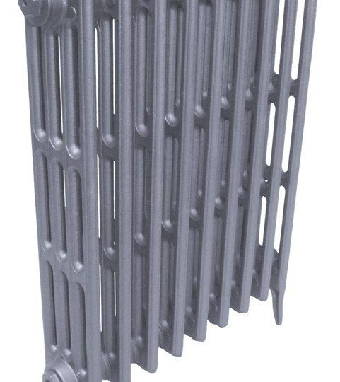 Beaumont Victorian 4 column cast iron radiator